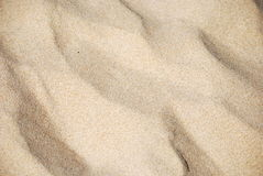 Golden sand background Stock Photo