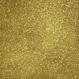 Golden sand glittering background Royalty Free Stock Photography