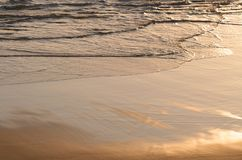 Golden Sands Royalty Free Stock Images