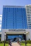 GOLDEN SANDS, BULGARIA Hotel International Royalty Free Stock Image