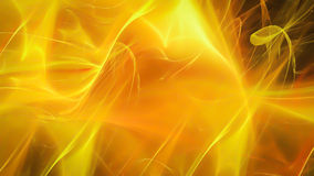 Golden saturated smooth background Royalty Free Stock Photo