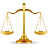 Golden Scale stock illustration