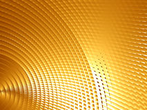 Golden Screen Royalty Free Stock Image