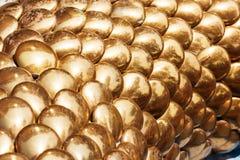 Golden seamless fish