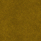Golden seamless glitter texture Stock Images
