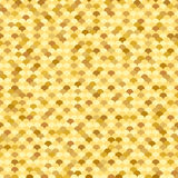 Golden seamless pattern with fish scale texture. Golden seamless pattern with fish scale texture Royalty Free Stock Image