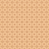 Golden seamless wallpaper Stock Photo
