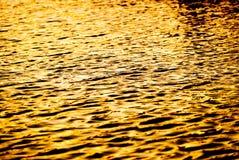 Golden sehen Sie Lizenzfreie Stockfotografie