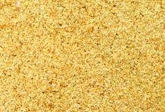 Gold metallic sequins stock photos