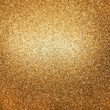 Golden shiny lights Royalty Free Stock Images