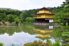 Golden shrine Royalty Free Stock Photos