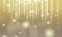 Christmas snow background royalty free stock photos
