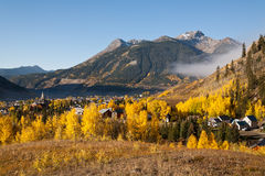 Golden Silverton Stock Images
