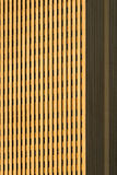 Golden skyscraper abstract Royalty Free Stock Image