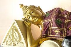 Sleeping buddha Stock Photography
