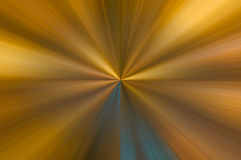 Golden soft light abstract background Stock Images