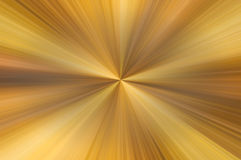 Golden soft light abstract background Stock Photos
