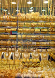 Golden Souk in Dubai Stock Photos