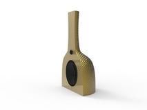 Golden Speaker Stock Images