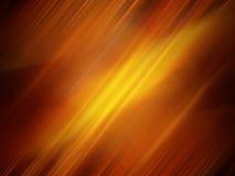 Golden speed. Gold background depicting motion stock illustration