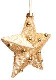 Golden star Stock Image