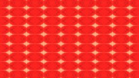 Golden stars on the red background. Vector EPS for Web design. Stock Photo