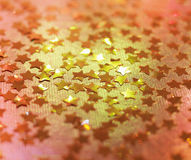 Golden Stars Stock Photography
