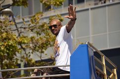 Golden State Warriors Victory Parade Royalty Free Stock Photography
