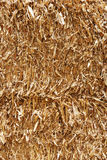 Golden straw Royalty Free Stock Image
