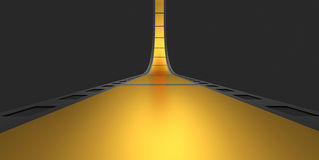 Free Golden Strip Of Film Royalty Free Stock Image - 32100876