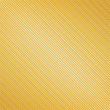 Golden Striped Background Stock Images