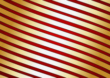 Golden Stripes Background Stock Photos