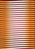 Golden Stripes Background Stock Photo