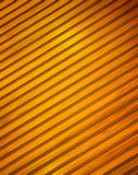 Golden Stripes  Royalty Free Stock Image