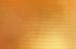 Golden stripped texture background Royalty Free Stock Photos
