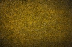 Golden stucco wall detail grunge pattern surface abstract texture background. Suitable for various backgrounds and structures royalty free stock photos