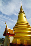Golden stupa Stock Images