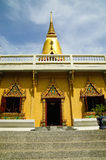 Golden stupa Stock Photography