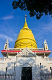 Golden stupa Stock Image