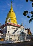 Golden stupa Royalty Free Stock Photo