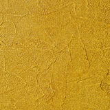 Golden surface Stock Image