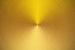 Golden surface background for design work Royalty Free Stock Images