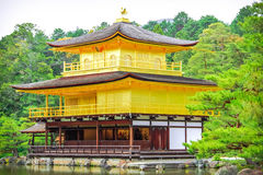 Golden Tample Royalty Free Stock Photography