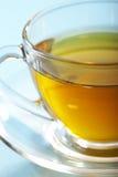 Golden tea Stock Images