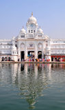 Golden temple Royalty Free Stock Image