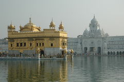 Golden Temple. The Golden Temple Amritsar, India Stock Photography