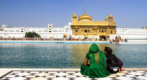 Golden temple Royalty Free Stock Photo