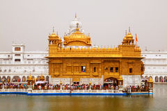 Golden temple Royalty Free Stock Images