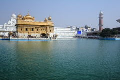 Golden temple Stock Photos