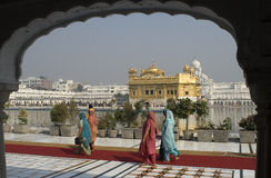 The Golden Temple 3 Stock Photography